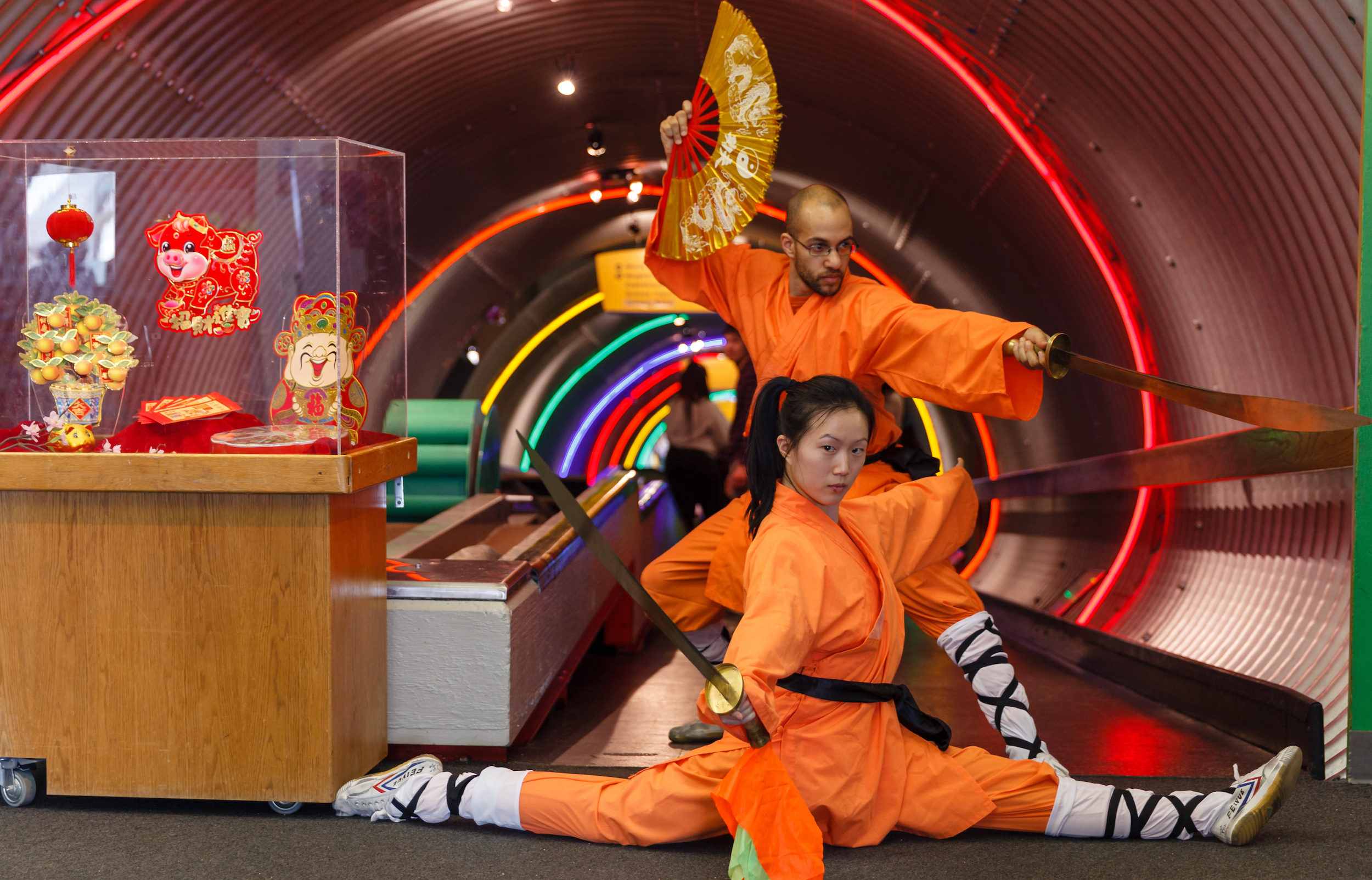 Lunar New Year at the Brooklyn Children's Museum