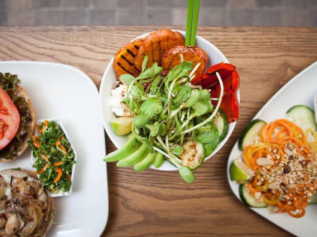 Lugares para comer saludable en la CDMX