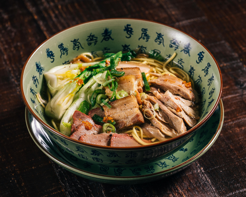 Sopa Boa Bao Estilo Hong Kong