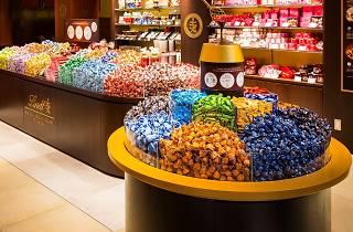 リンツ ショコラ ブティック 渋谷マークシティ店