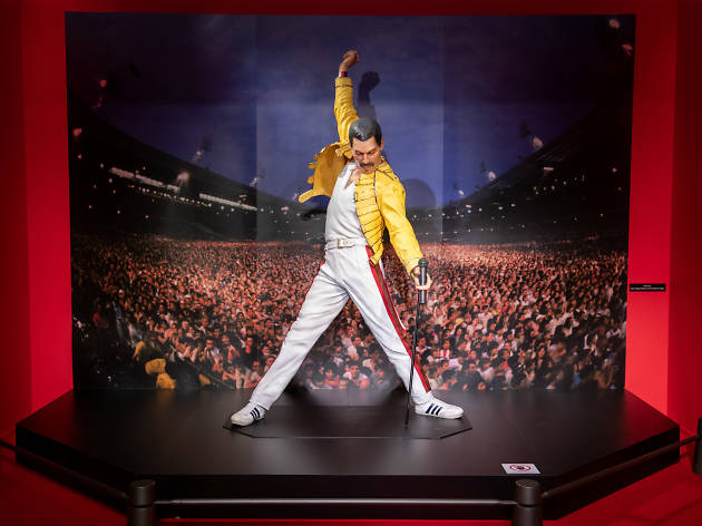 QUEEN EXHIBITION JAPAN Bohemian Rhapsody
