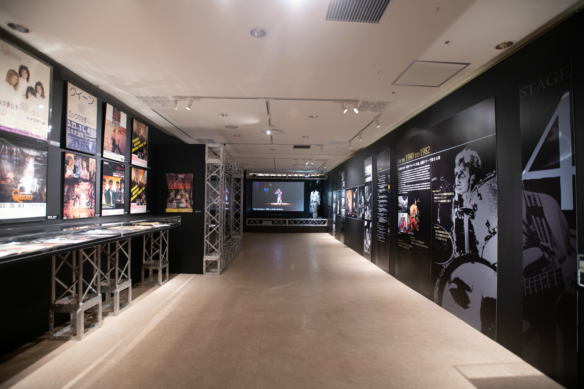 QUEEN EXHIBITION JAPAN Bohemian Rhapsody
