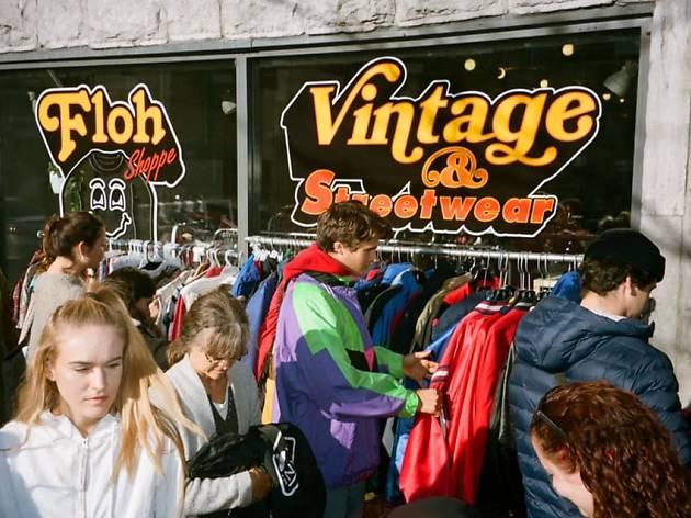 Flohmarkt Pop Ups