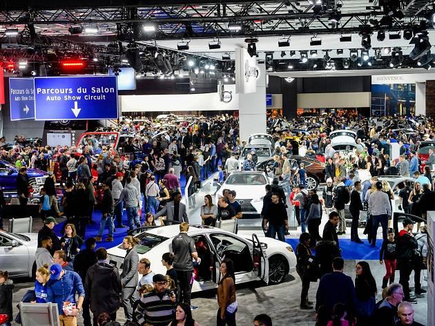 Salon International de l'Auto de Montréal