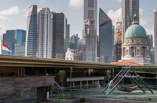 Ng Teng Fong Roof Garden Commission: Cao Fei
