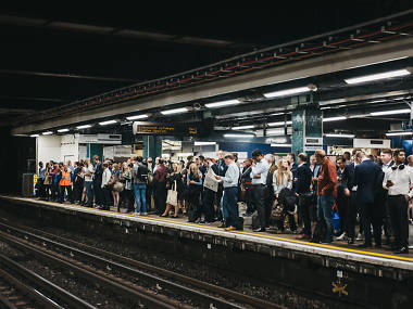 Good news: commutes in London are shorter than those in most European capitals