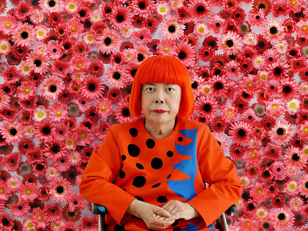 A Yayoi Kusama extravaganza will be taking over the New York Botanical Garden this spring