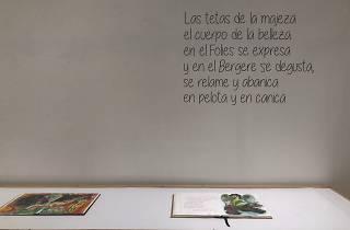 Los últimos cuadernos de Ocejo (Foto: Milos Mendoza)