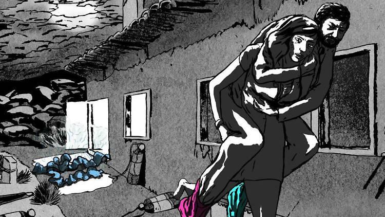 La nuit des sacs plastiques, cinta de My French Film Festival