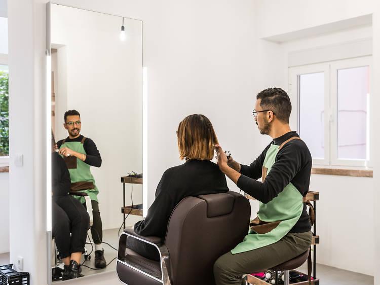 Orgânicos e vegan: conheça estes cabeleireiros sustentáveis em Lisboa