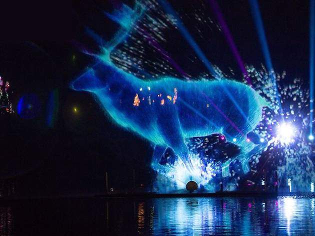 30% off tickets to Lightopia at Chiswick House Gardens