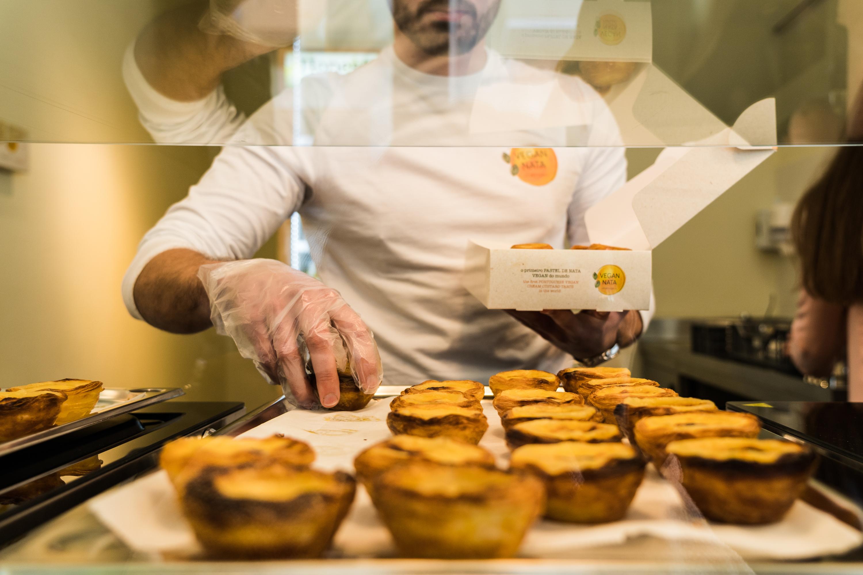 Lisboa tem finalmente pastéis de nata vegan certificados