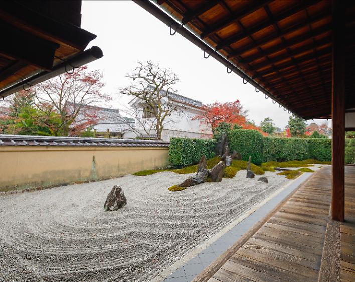 Daitokuji Temple, Kita