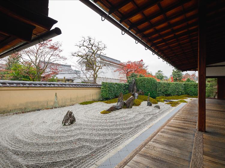 この冬、京都で石庭を楽しむ5のこと