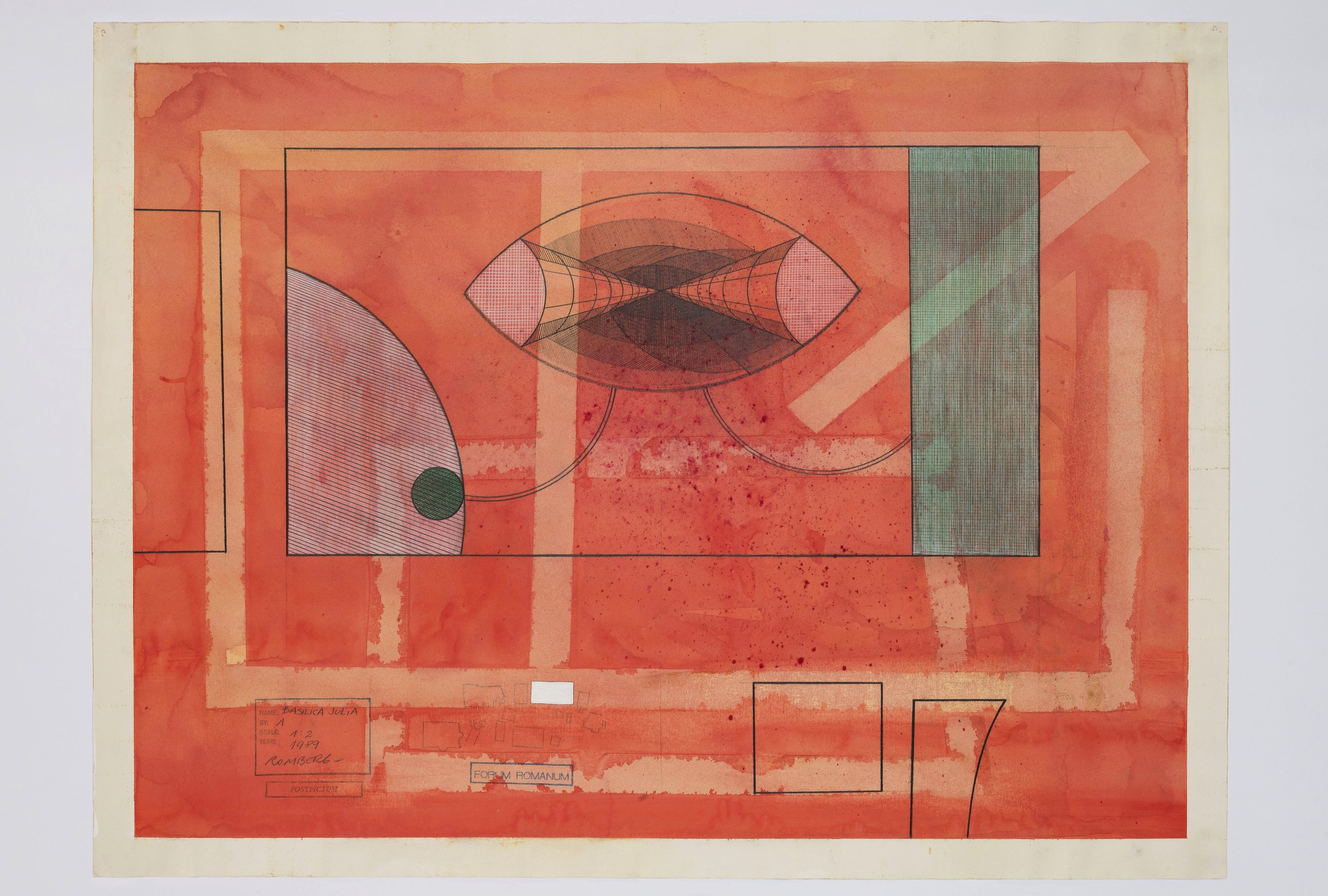 Osvaldo Romberg: a look into one of Israel's most influential artists
