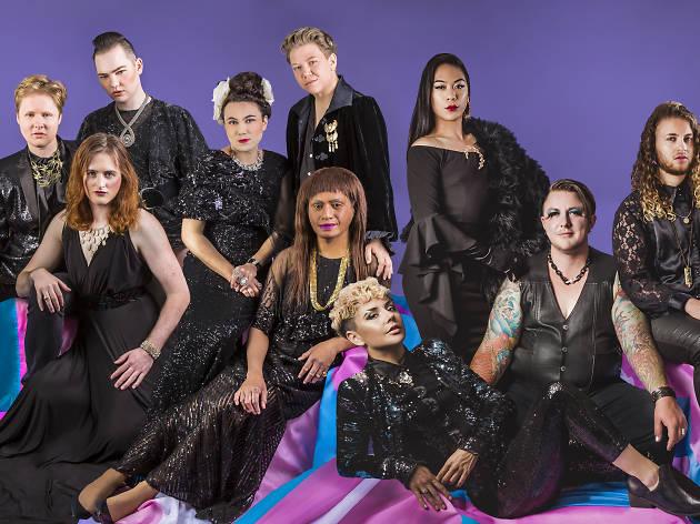Gender Euphoria Mardi Gras 2020 supplied