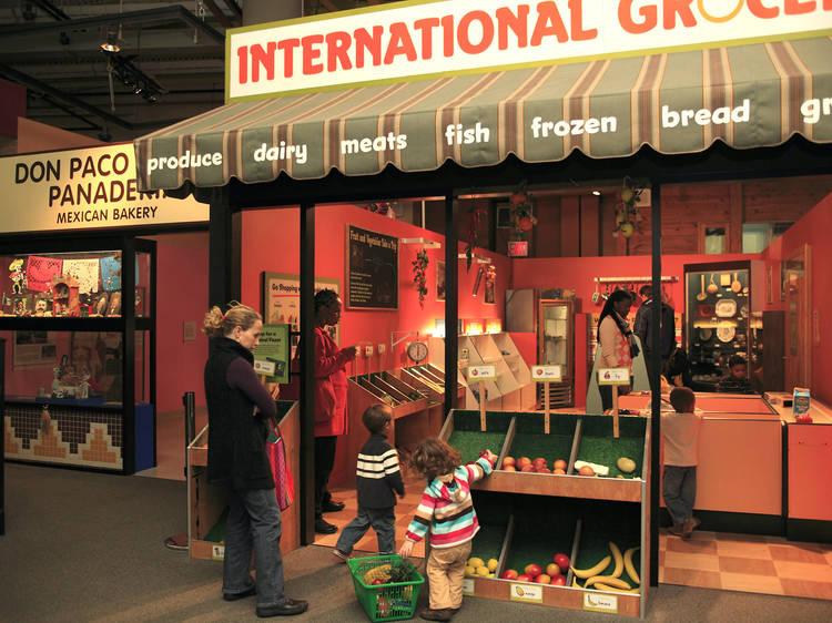 "Brooklyn Children's Museum's ""World Brooklyn"""