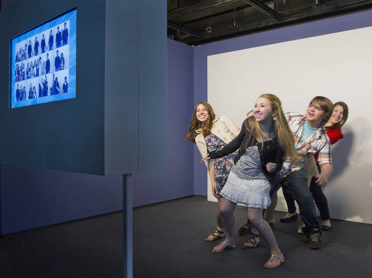 """Museum of the Moving Image's """"Behind the Screen"""""""