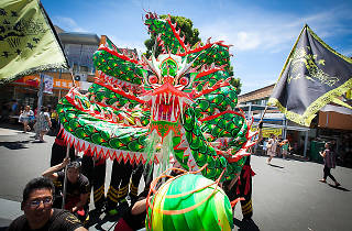 Box Hill Central Lunar New Year celebrations
