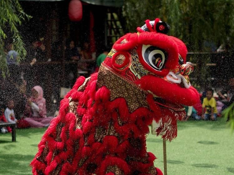 Say goodbye to lion and dragon dance performances