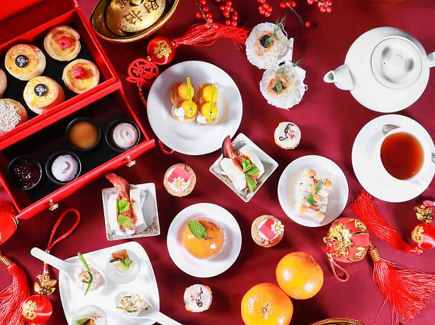 Orient Afternoon Tea