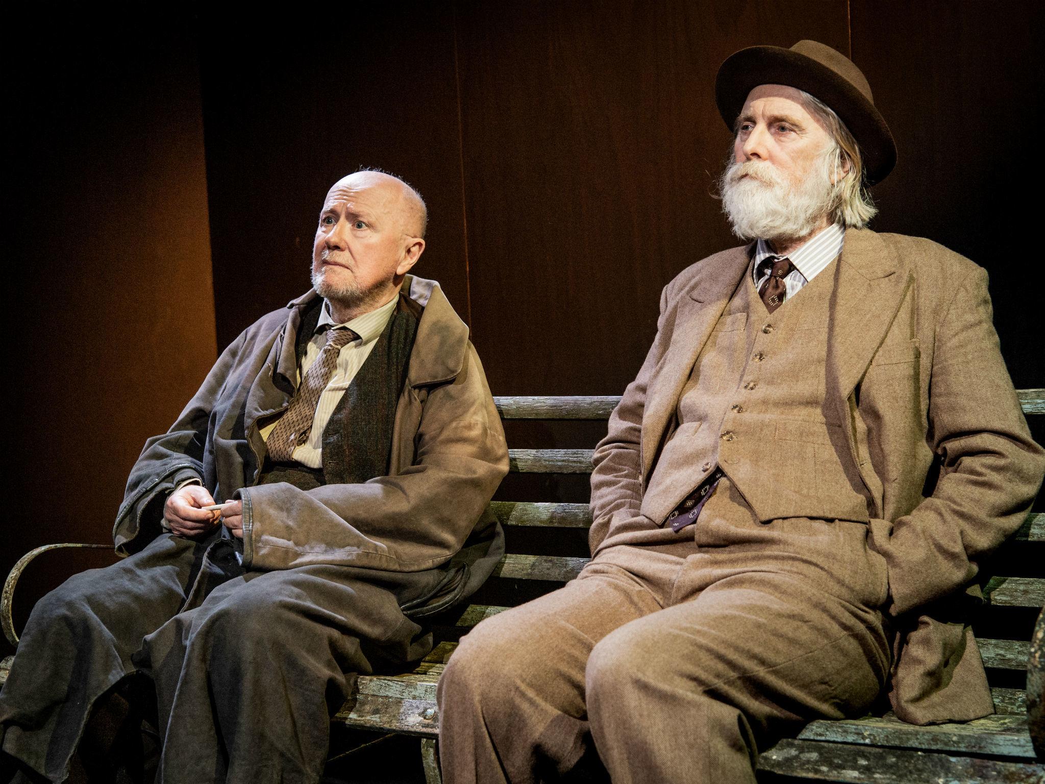 'Beckett Triple Bill' review