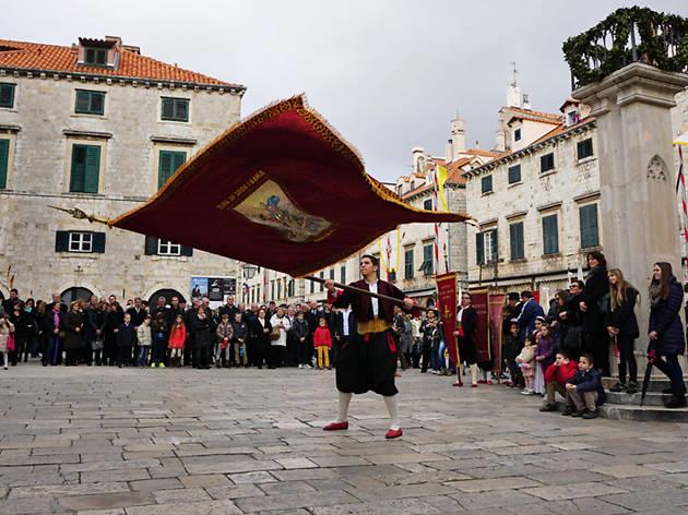 Festivity of St. Blaise