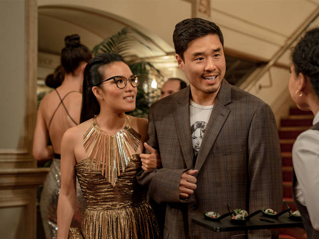 Ali Wong and Randall Park in Netflix's Always Be My Maybe