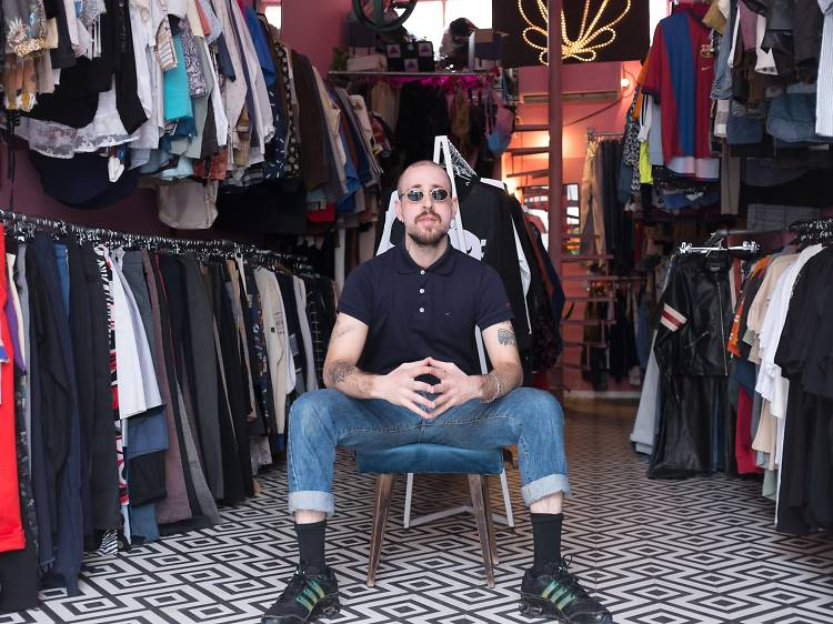 5 Tel Aviv secondhand shops with a groovy men's selection