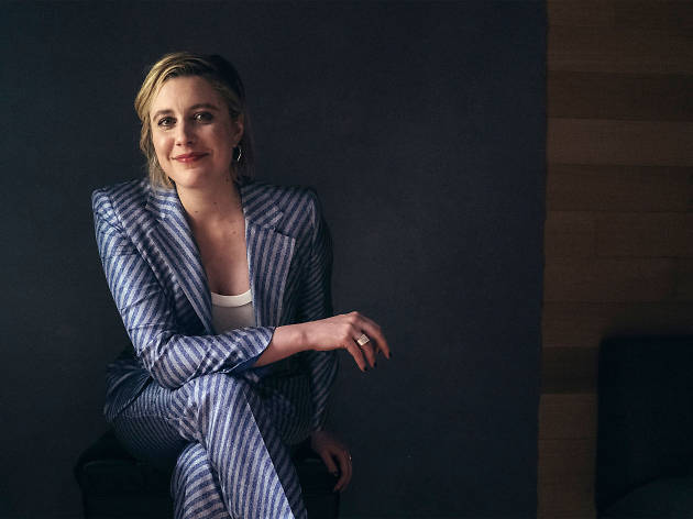 Greta Gerwig Portrait Session, New York, USA - 10 Dec 2019