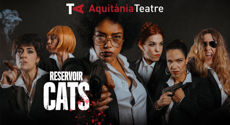 Reservoir Cats al Teatre Aquitània