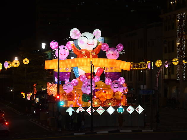 Celebrate Chinese New Year 2020 At Chinatown In Singapore