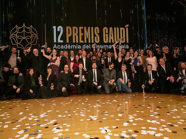 Guanyadors Premis Gaudí 2020