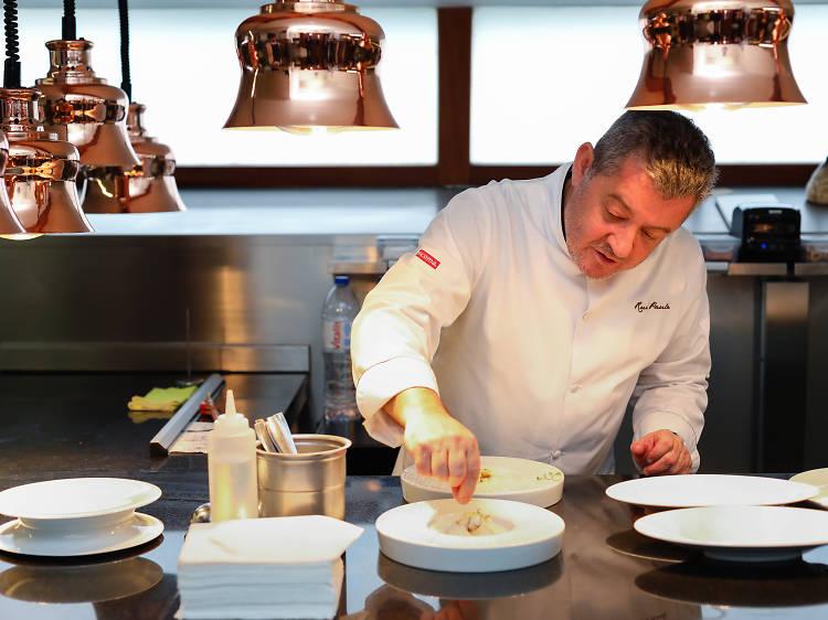 Restaurantes do chef Rui Paula