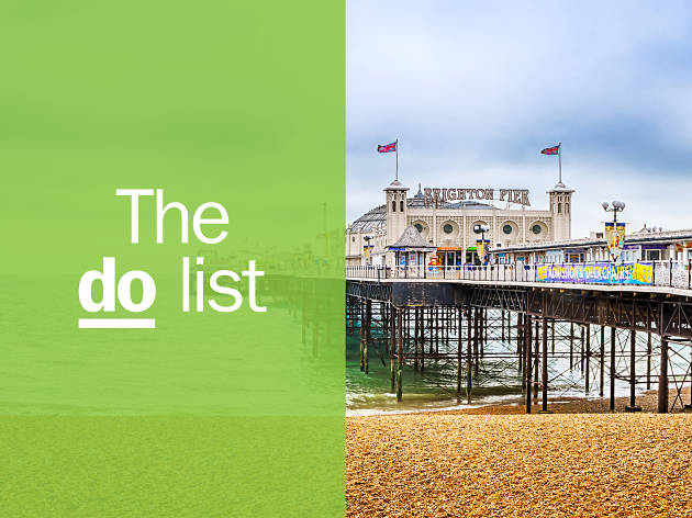 The 18 best things to do in Brighton