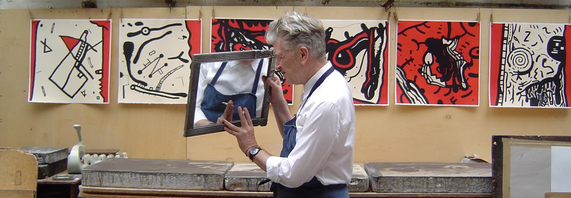 David Lynch. Sueños: Homenaje a Fellini