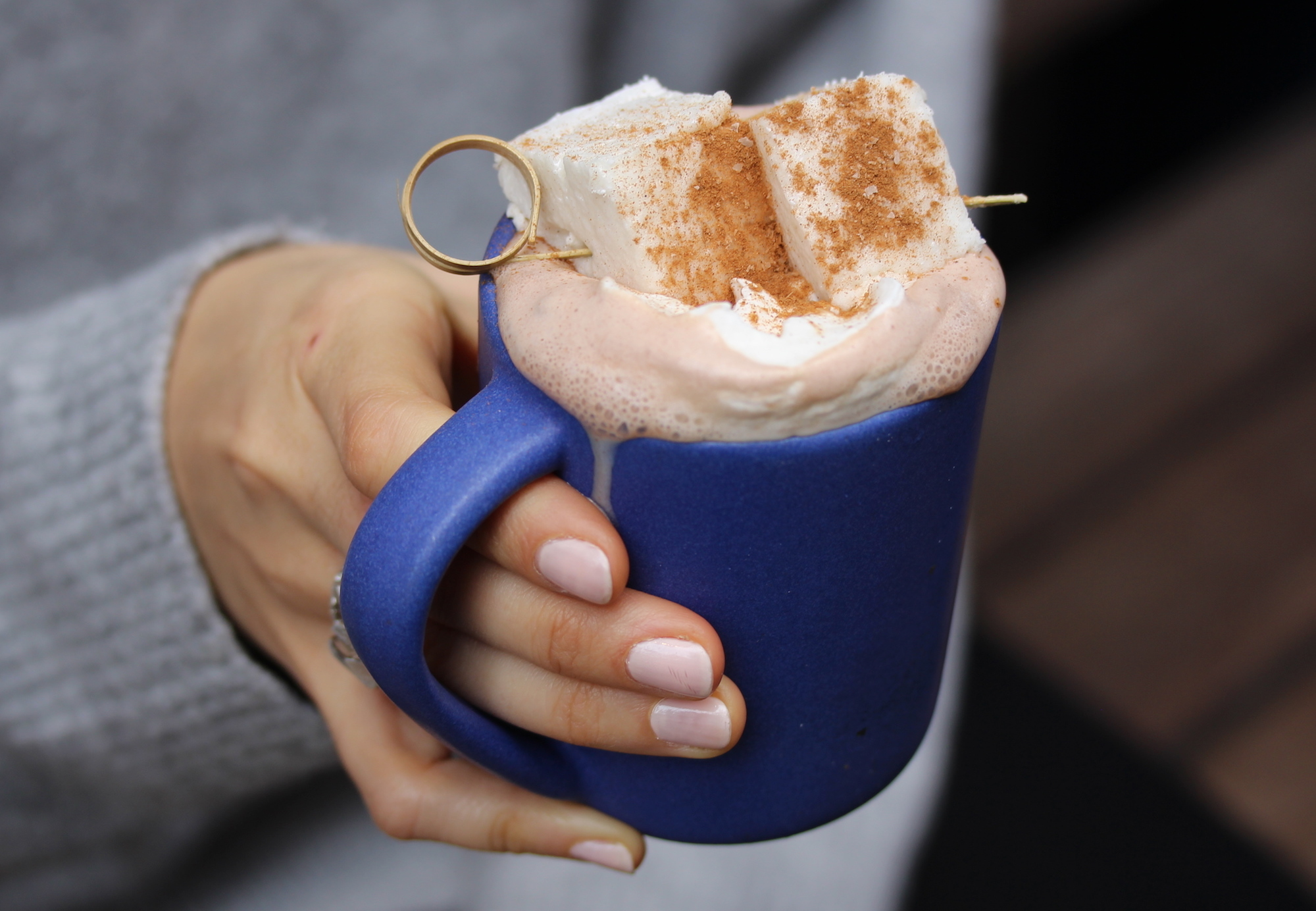 Best hot chocolate in NYC for kids (and grownups!)