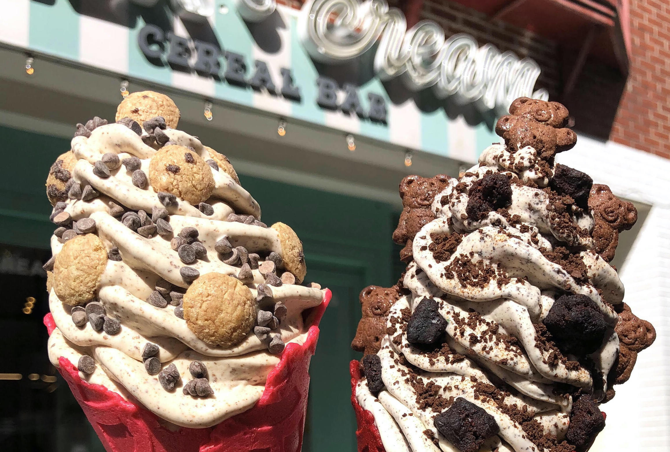 NYC's most Instagrammable dessert spots