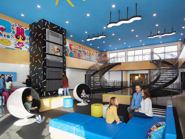 Cartoon Network Hotel is officially open!