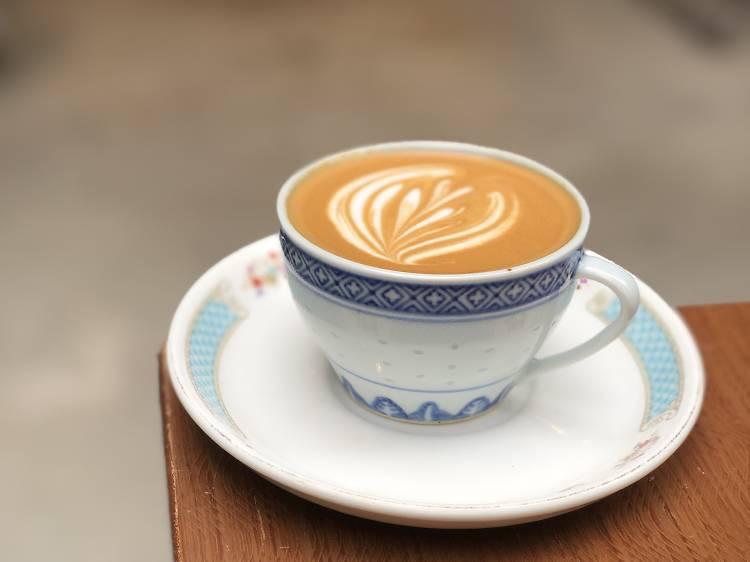 終極咖啡指南!香港最佳 cafe