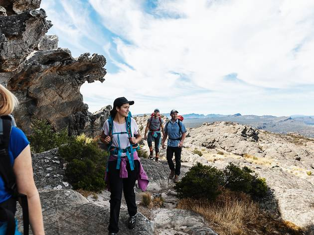 A massive new 160km hiking trail is opening in the Grampians this year