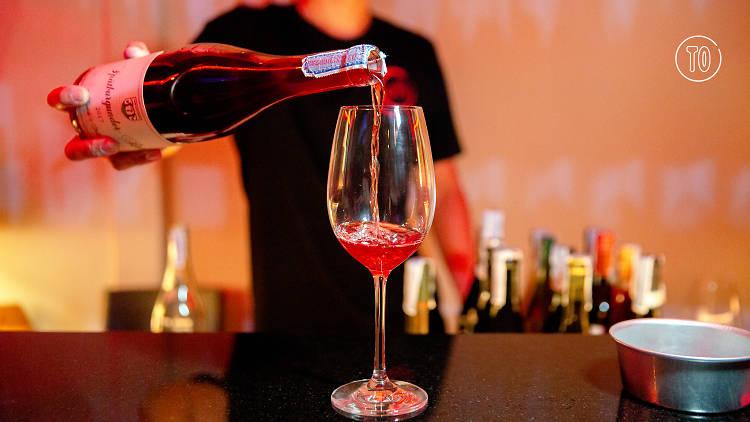 May Rai wine bar