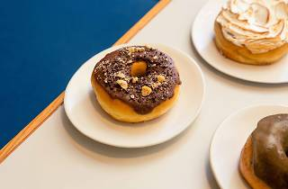 Drop by dough donuts