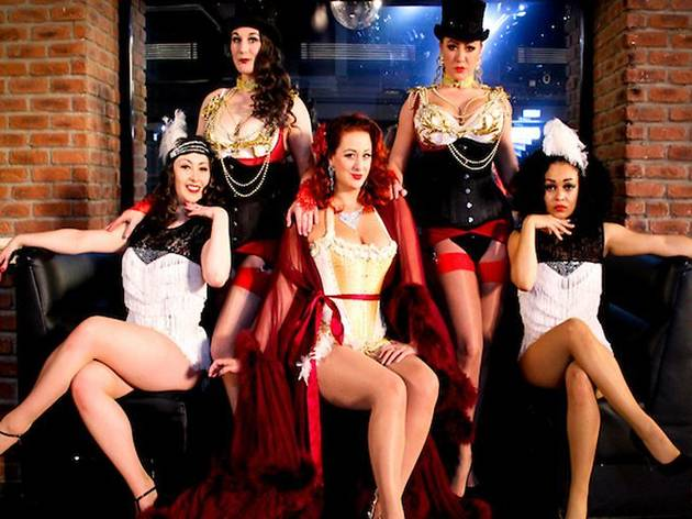 33% off tickets to House of Burlesque: 'Banked' at Grace Hall