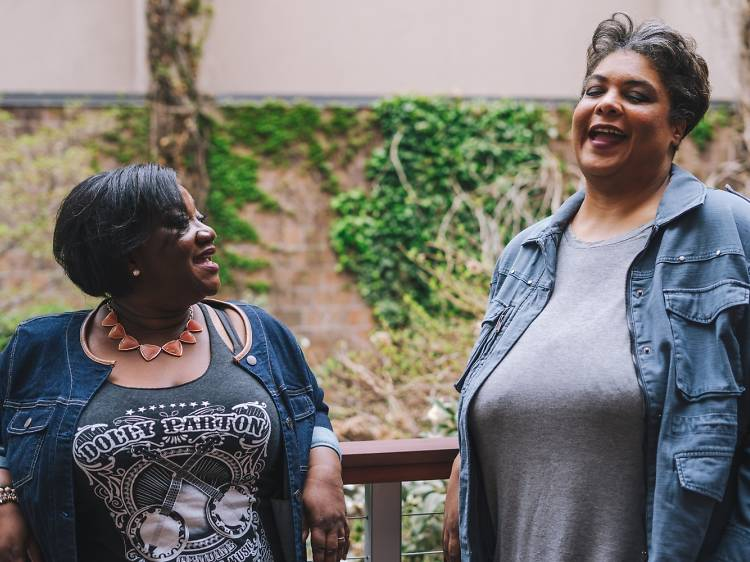 Here to Slay with Roxane Gay and Tressie McMillan Cottom