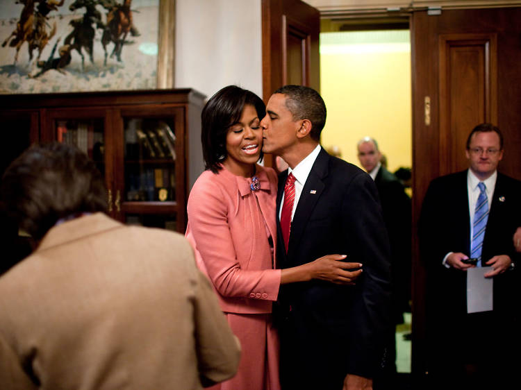 Barack and Michelle Obama's potential podcast