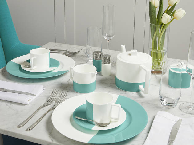 Tiffany & Co Blue Box Cafe set to open in London, Harrods