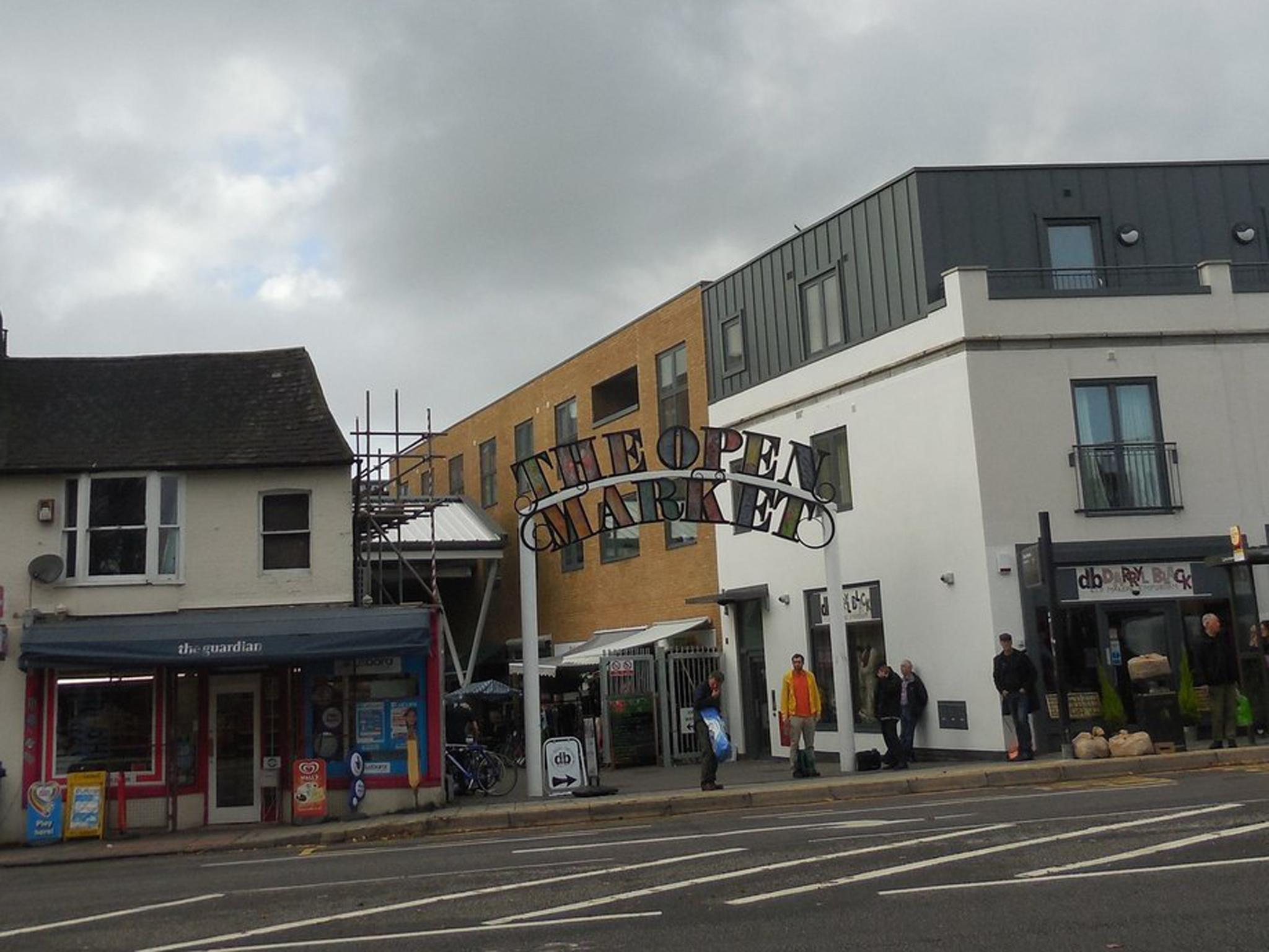 Open Market in Brighton