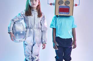 Robotology, Unicorn Theatre, 2020