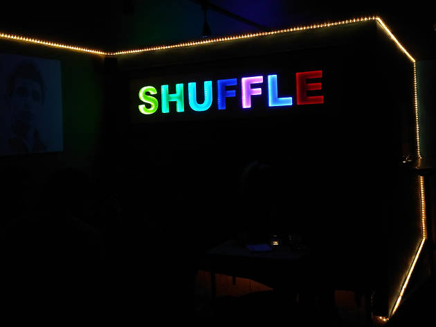 Shuffle cocktail bar in Brighton